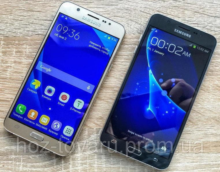 """Samsung J7 - 5.5"""" - металл"""