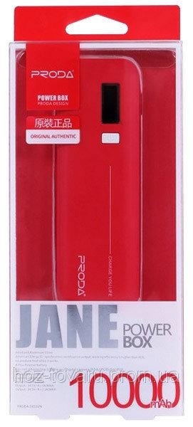 Power Bank Remax PRODA JANE V6i 10000mAh (Оригинал)