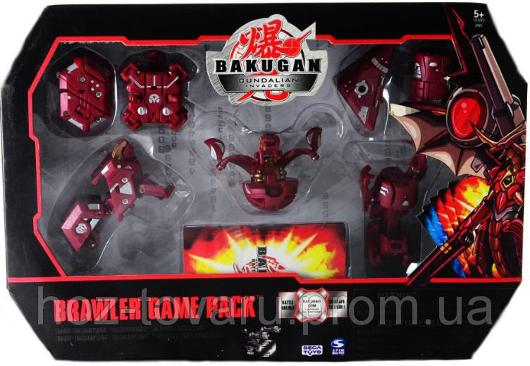 Набор Bakugan Gundalian Invaders 7 в 1 Dragonoid (Bkdr-2)