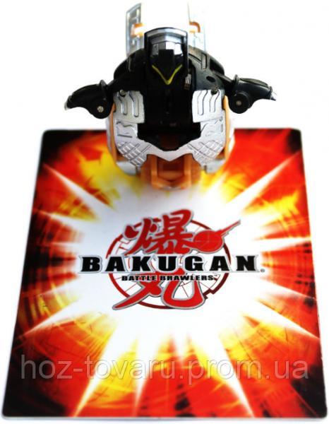Bakugan Mechtanium Surge 4 Сезон (3.2 см): оригинальный бакуган и карта (41001-14)