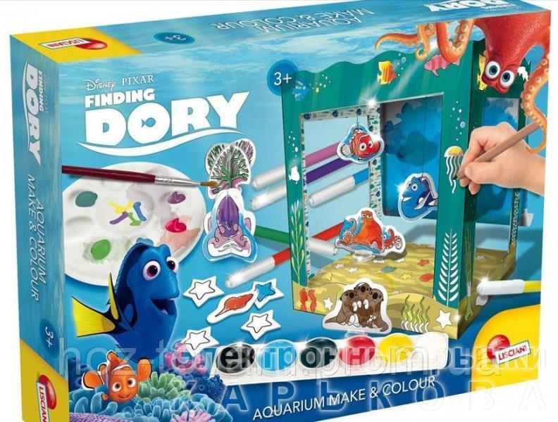 Игровой набор DORY Аквариум (55296) Lisciani - Развивающие и обучающие игрушки на рынке Барабашова