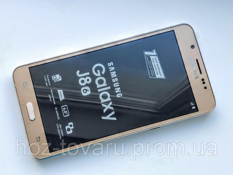 """Samsung Galaxy J8 1 Gb/8 Gb,  6"""", (2SIM)"""
