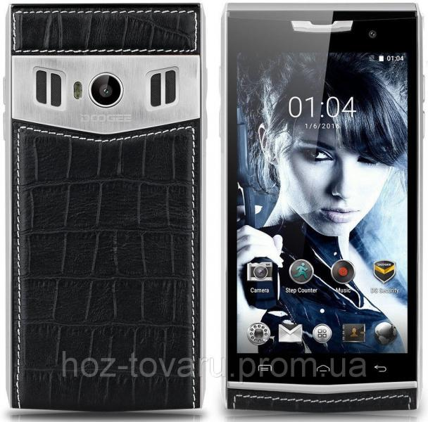 "Doogee T3 black Titans 3 IP56 3/32 Gb,  4.7"", MT6753, 3G, 4G"