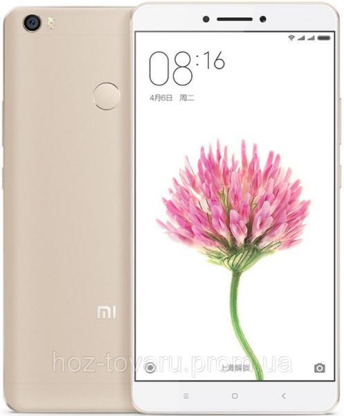 """Xiaomi Mi MAX gold 4/128 Gb,  6.44"""", 3G, 4G"""
