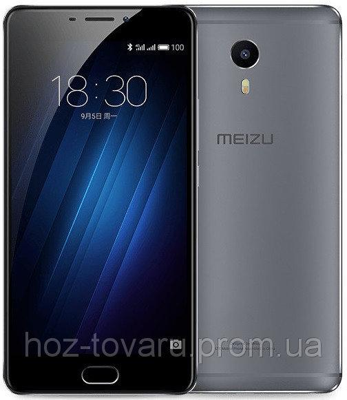 "MEIZU M3 MAX grey 3/64 Gb, 6"", MT6755, 3G, 4G"
