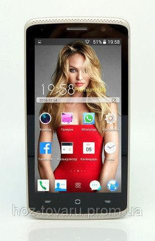 """HTC E5 - 4.5"""" - (MTK6572)"""