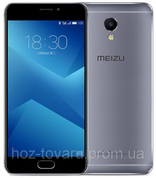 "Meizu M5 Note Grey 3/16 Gb, 5.5"", MT6755, 3G, 4G"