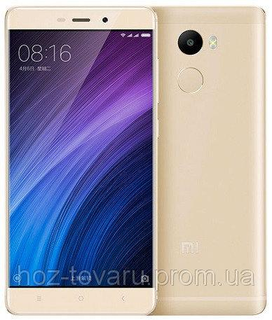 "Xiaomi Redmi 4 gold 3/32 Gb, 5"", Snapdragon 430, 3G, 4G"
