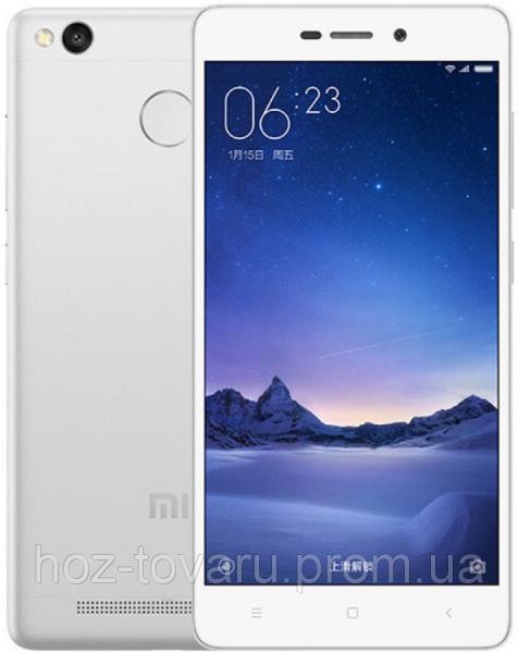 "Xiaomi Redmi 3S silver  2/16 Gb, 5"", Snapdragon 430, 3G, 4G"