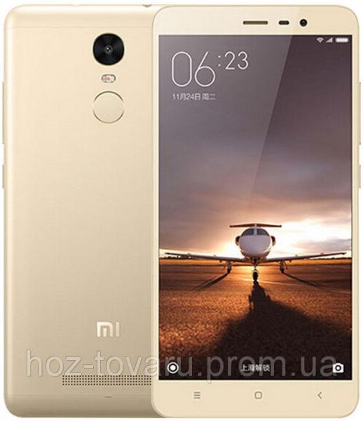 "Xiaomi Redmi Note 3 Pro gold  2/16 Gb, 5.5"", Snapdragon 650, 3G, 4G"