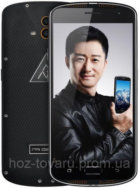 "AGM X1 Black IP68  4/64 Gb, 5.5"", Snapdragon 617, 3G, 4G"