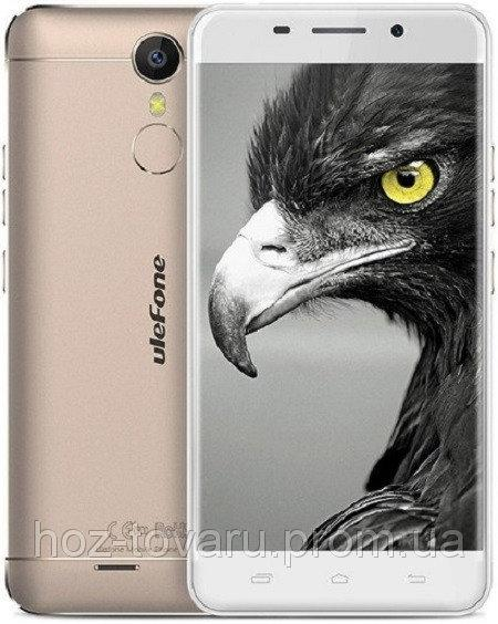 "UleFone Metal gold  3/16 Gb, 5"", MT6753, 3G, 4G"