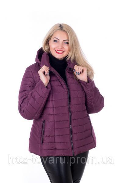 Женская демисезонная куртка №61 (5 цветов)