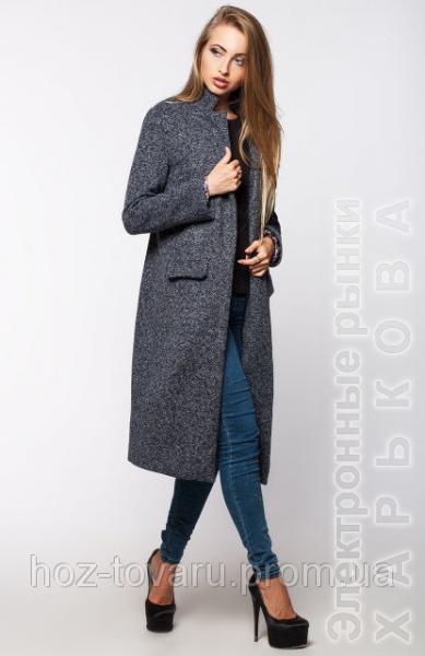 Пальто демисезонное Италия - Пальто женское на рынке Барабашова