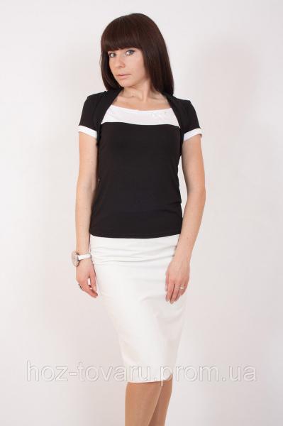 Женская футболка №214 (4 цвета)