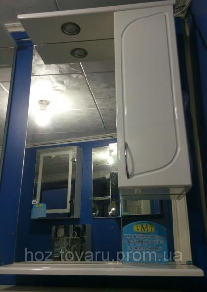Шкаф МДФ05 с подсветкой