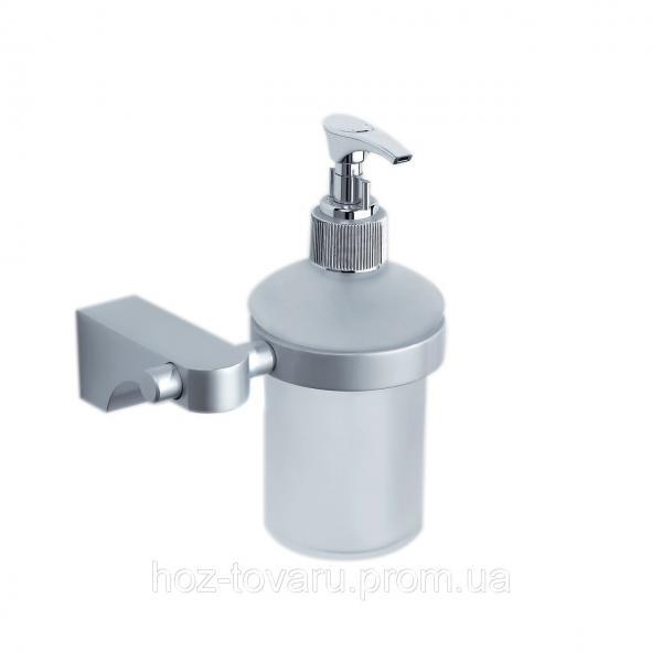 Дозатор жидкого мыла стекло