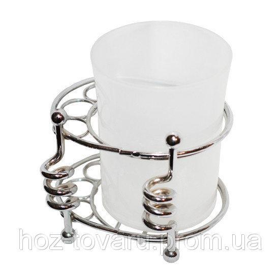 Настольный стаканчик с отверстиями под зубные щетки