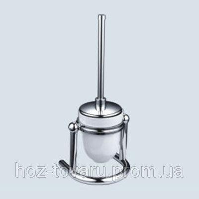 Ерш напольный хром № 10037