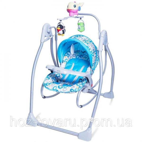 Кресло-качалка TILLY BT-SC-0003 (3 цвета)