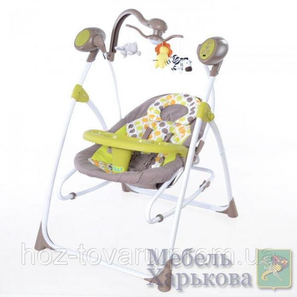 Кресло-качалка TILLY BT-SC-0005 (4 цвета) - Детские кресла-качалки и шезлонги в Харькове