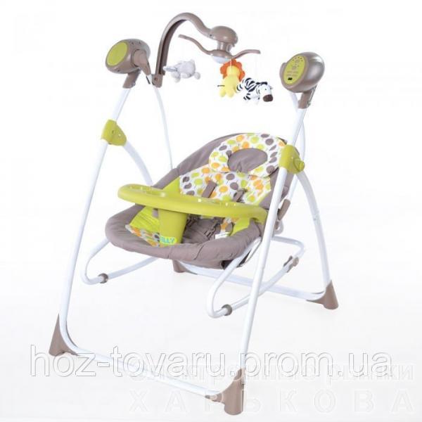 Кресло-качалка TILLY BT-SC-0005 (4 цвета) - Детские кресла-качалки и шезлонги на рынке Барабашова