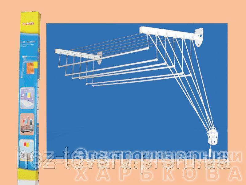 Сушка потолочная Floris 2м - Товары для стирки и сушки белья на рынке Барабашова
