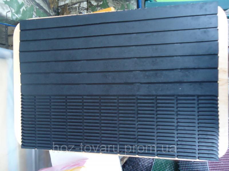 Коврик резиновый 68 см*49 см абстракция 2
