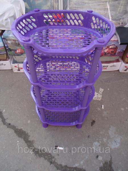 Этажерка AF фиолетовая