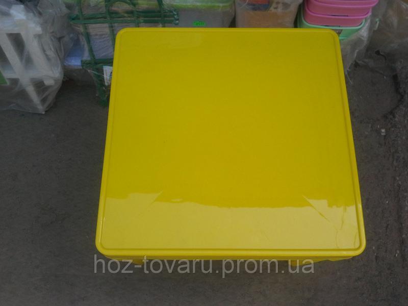 Стол пластиковый детский(разборной)