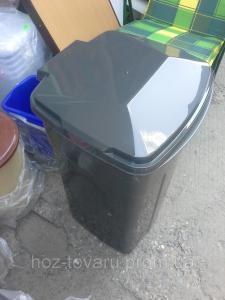 Фото Хозяйственные изделия из пластмассы, Тазы,баки,ванночки,корыта,ящики Бак мусорный пластиковый 90 л