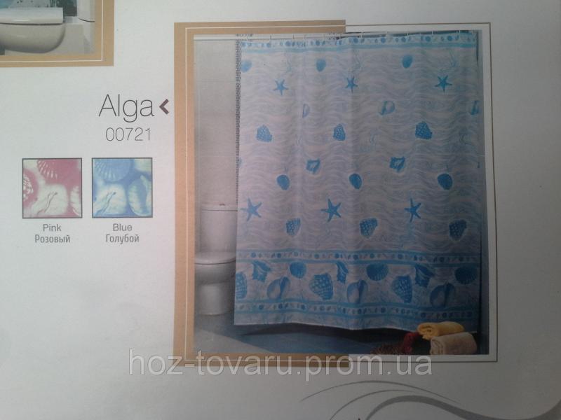 Шторка,занавеска в ванную комнату Miranda(Alga)