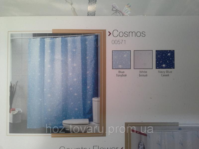Шторка,занавеска в ванную комнату Miranda(cosmos)