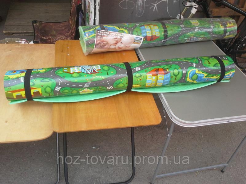 Теплый детский коврик 1500мм*1100мм.толщина 8мм