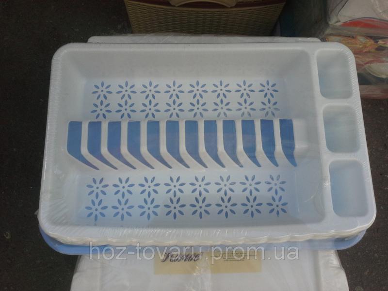 Сушка для посуды 1 ярусная (3)