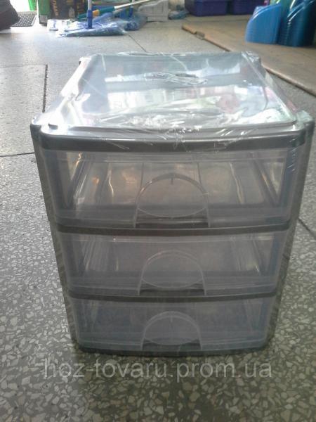 Пластиковый Комод Формата А4(3)