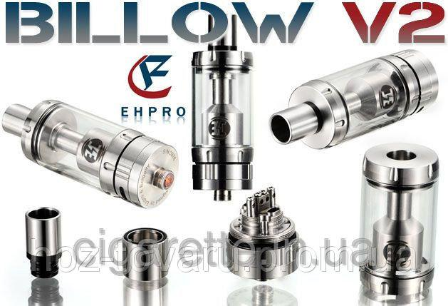 Атомайзер Ehpro Billow V2 RTA
