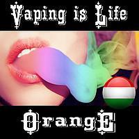"""Жидкость для электронных сигарет """"Orange"""" 10 мл."""