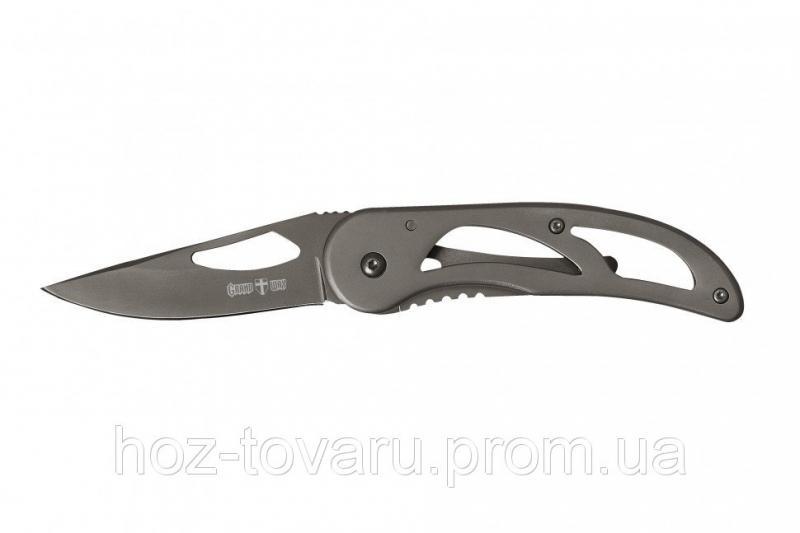 Нож складной 15256 (titanium)
