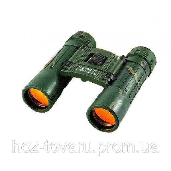 Бинокль Tasco 10x25 (green)