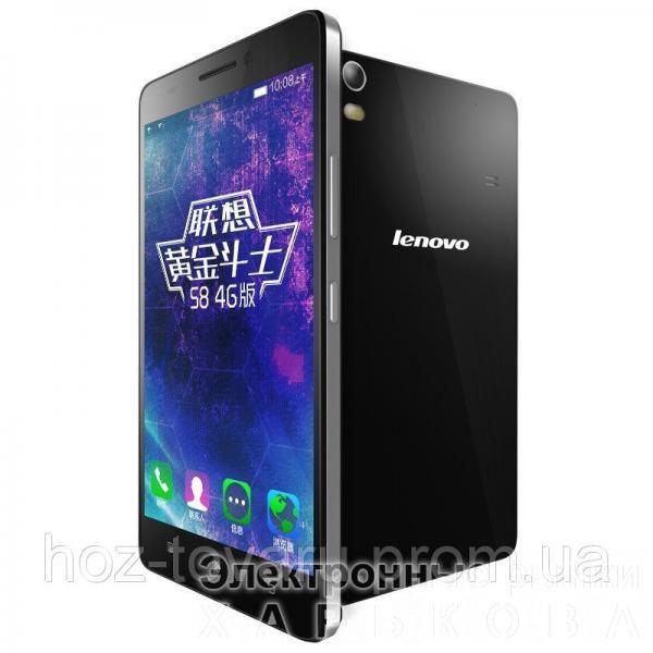 Lenovo A7600 S8 black  2/8 Gb - Lenovo  на рынке Барабашова