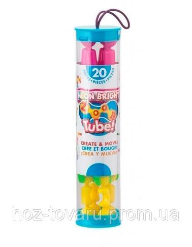 Конструктор ZOOB Tube 20 Neon (11024)