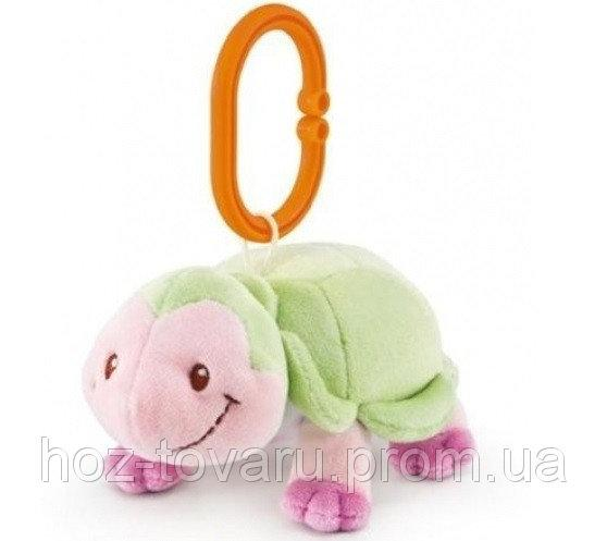 Мягкая игрушка пищащая Черепаха Trudi (28307) 14 см Труди