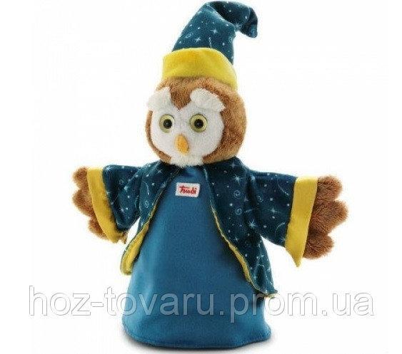 Мягкая игрушка на руку Сова волшебница Trudi (29971) 23 см Труди