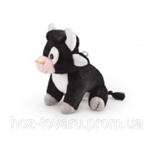 Мягкая игрушка Бычок темный Trudi (51115) 9 см Труди