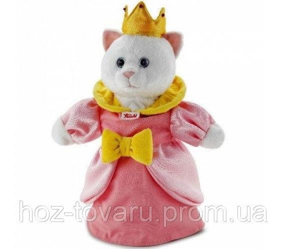 Мягкая игрушка на руку Кошка принцесса Trudi (29972 ) 23 см Труди