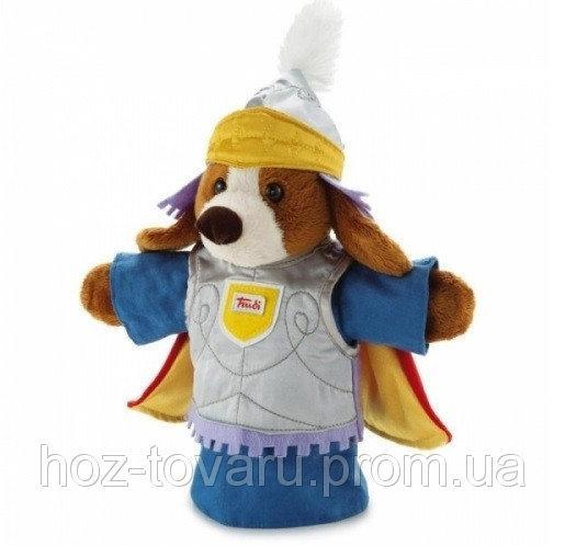 Мягкая игрушка на руку Собака рыцарь (29976 ) 23 см Труди