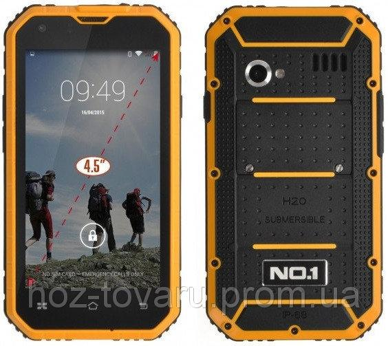 NO.1 X-Men M2 black-orange. IP68 1/8 Gb