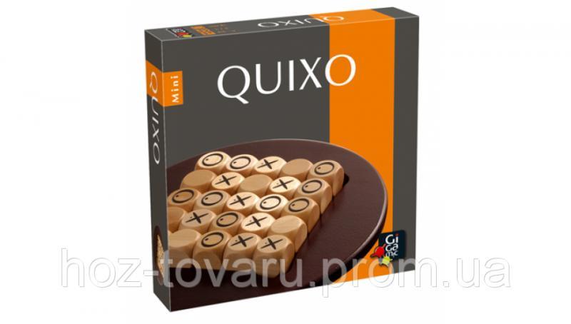 Настольная игра QUIXO mini Gigamic (30085) Джигамик