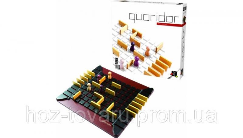 Настольная игра QUORIDOR Gigamic (30101) Джигамик